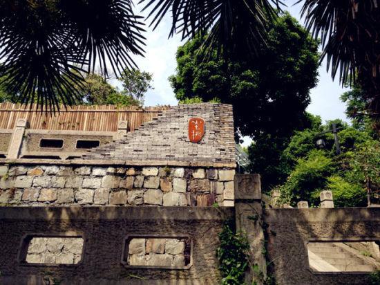 组图:带你去个秘密花园探寻杭州隐秘之地