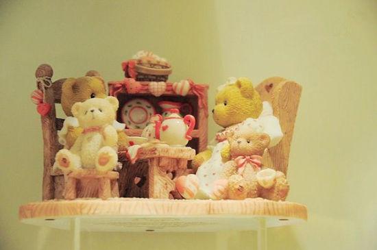 泰迪玩具熊