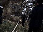云南一辆面包车坠入100米深沟12人死亡