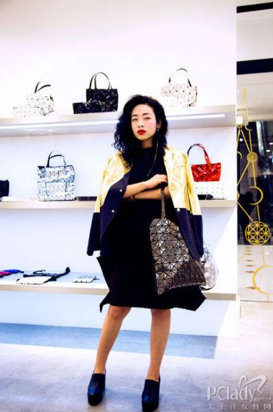 雌和尚的时尚手记看三宅一生演绎设计减法