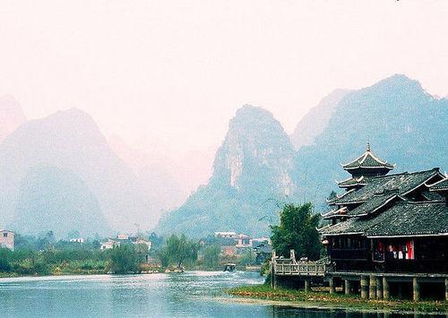 徒步湘桂古商道
