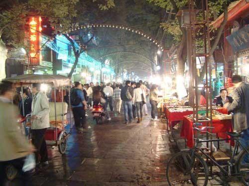 组图:西安古城游寻访最具幸福感的旅游胜地