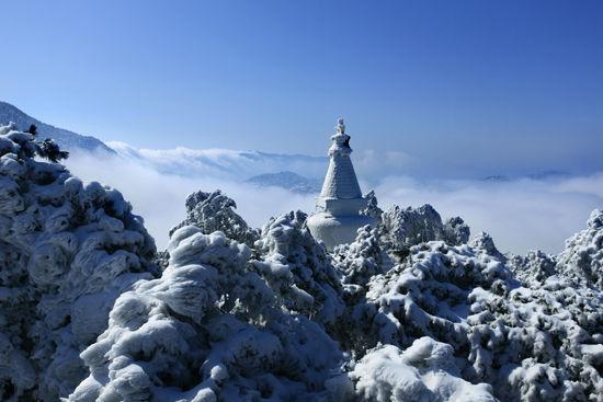 组图:江西庐山自由行赏雪泡汤旅游全攻略