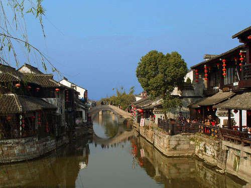 西塘古镇漫游记在浪漫安静之地胡思乱想