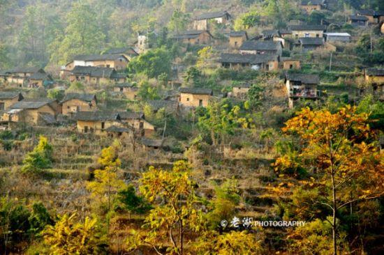 组图:寻访千年瑶寨藏于深山的美丽古村落