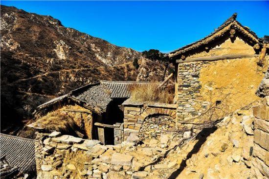 大汖村的建筑传说