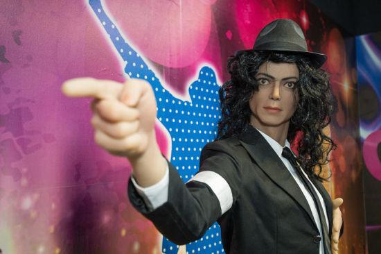 迈克杰克逊