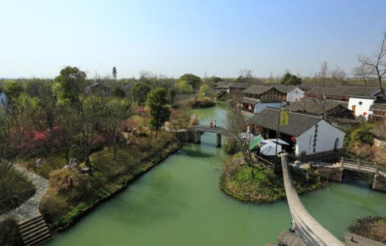 西溪探梅节的历史悠久