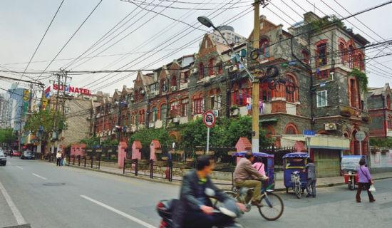 上海老虹口
