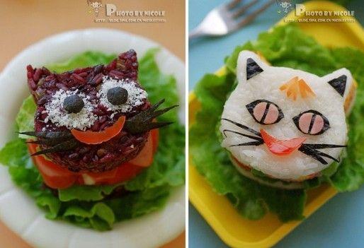 童趣米汉堡