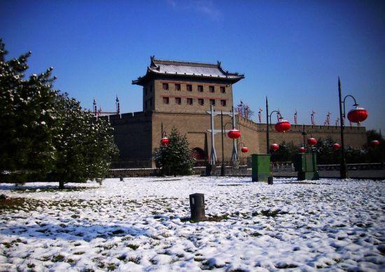 青砖红瓦探访西安城墙的秘密与传说(组图)