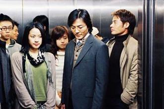 乘电梯要注意行为礼节