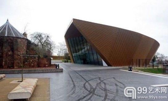 英国花2800万英镑建成的画廊成世界最昂贵公厕