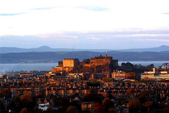 爱丁堡城堡