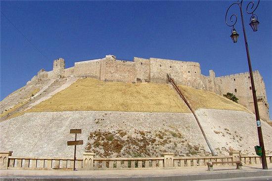 阿勒颇古城堡