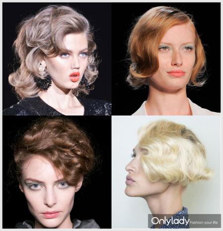 组图:春夏发型美丽来抢镜大杂烩中把握重点