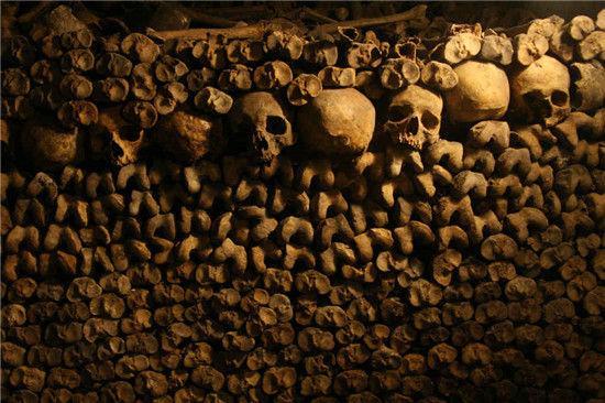 地下墓穴——法国,巴黎