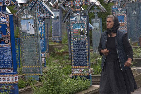 快乐公墓——罗马尼亚,瑟本察乡