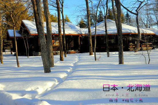组图:日本北海道最唯美浪漫的婚礼圣地