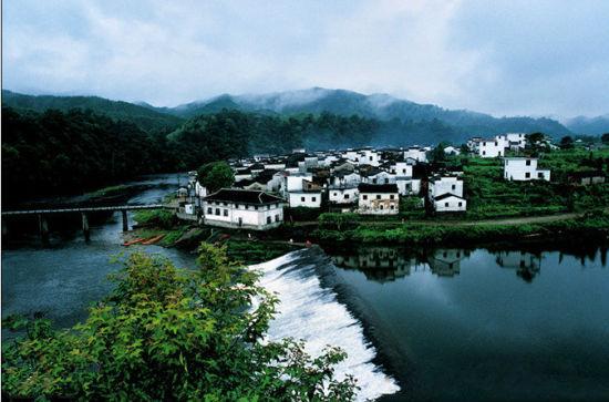 村村如画,处处是景