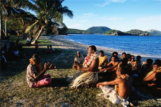 太平洋岛屿的卡瓦仪式