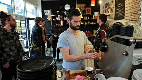 组图:忘掉星巴克探寻全球八大咖啡城市
