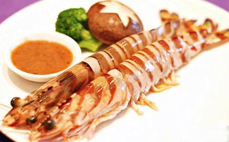 虎斑大明虾