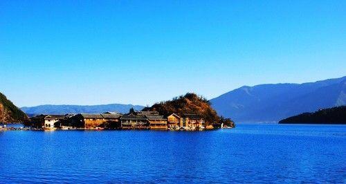 组图:不仅仅是美感受处女湖泸沽湖的魅力