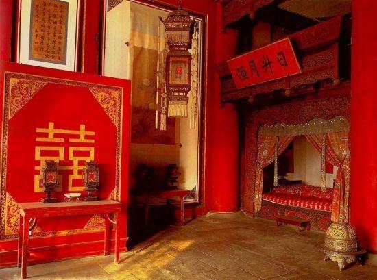 坤宁宫——大婚后的暂居地