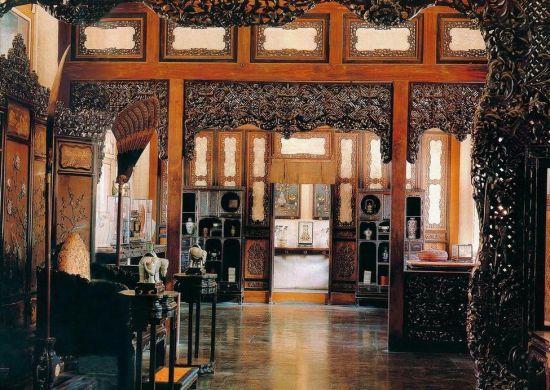 太极殿——慈禧、隆裕曾居住的院落