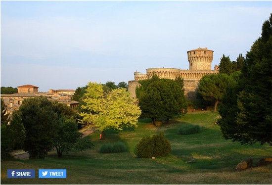 Fortezza Medicea 餐厅(意大利 沃尔泰拉)