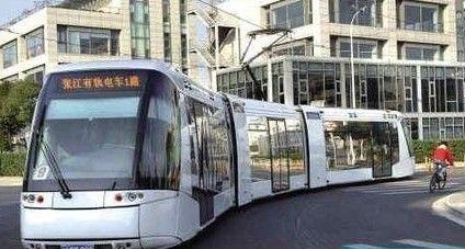 广州建设新型有轨电车