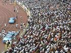尼日利亚公务员招聘会发生踩踏致14人死