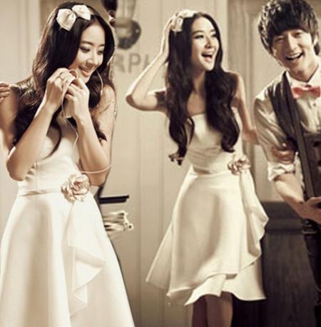 完美配角伴娘挑选礼服原则要陪闺密一起幸福