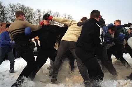 俄罗斯自由拳击节