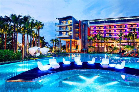 圣淘沙湾W酒店(新加坡)