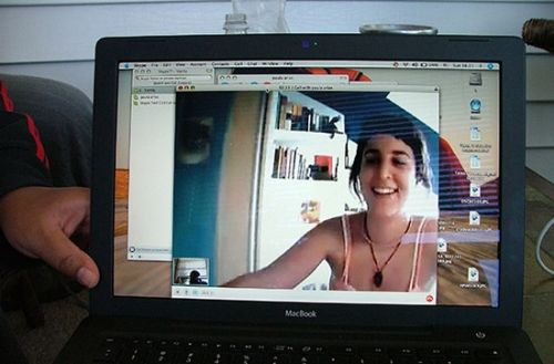 Skype视频电话