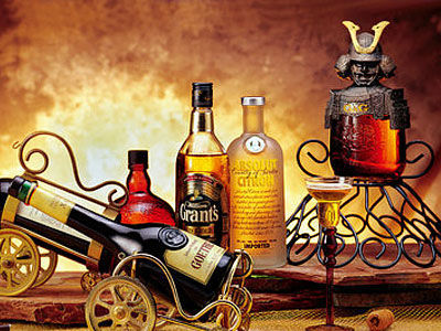 烈酒的7个种类