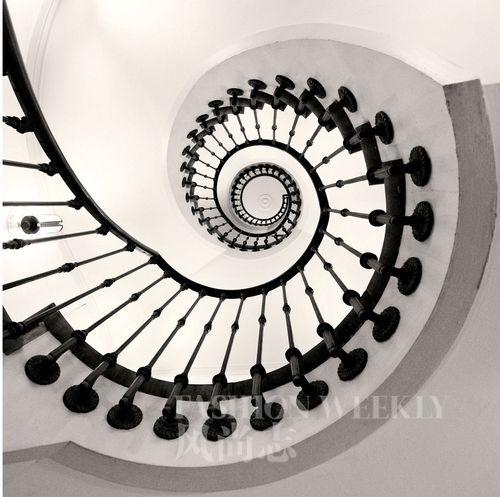 换个视角看楼梯细数全球华美阶梯(组图)