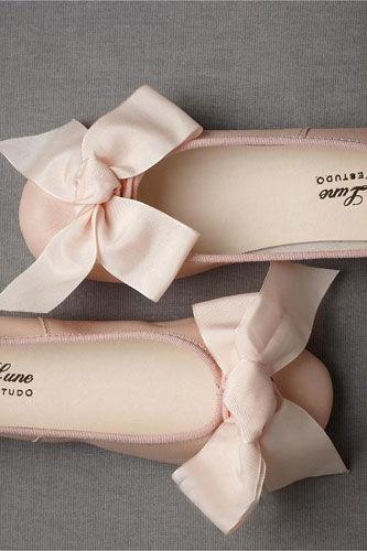 盘点不同气质新娘选择大不同的婚鞋(组图)