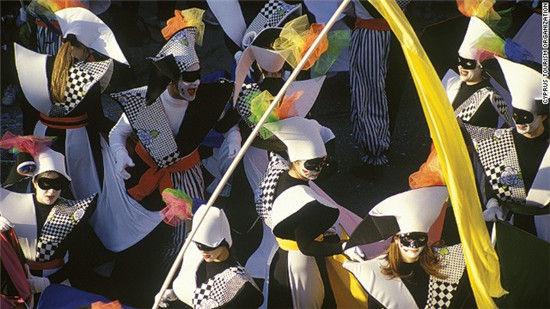 利马索尔狂欢节