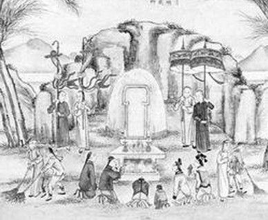 宁波清明习俗