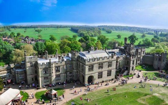 私人森林城堡过个有内涵的隐世贵族假期