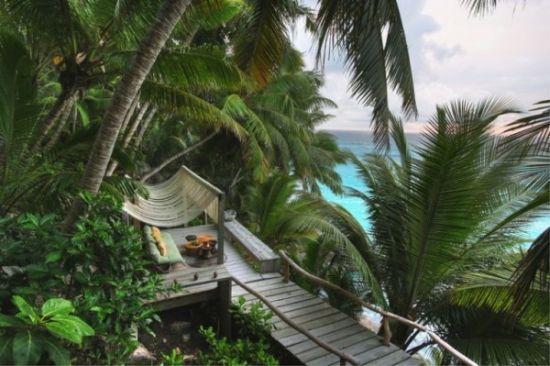 全球十大最昂贵酒店塞舌尔的北岛酒店居首