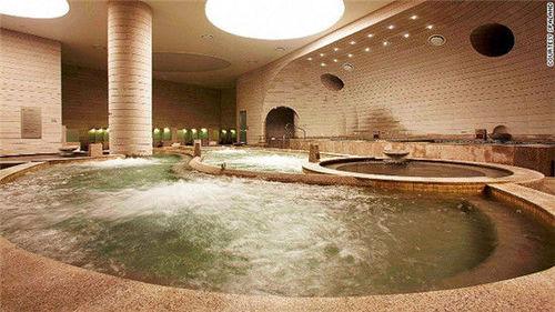 组图:洗澡有大讲究探寻韩国的澡堂文化