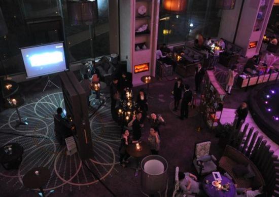 在泛太平洋大酒店感受关上灯点亮希望(组图)