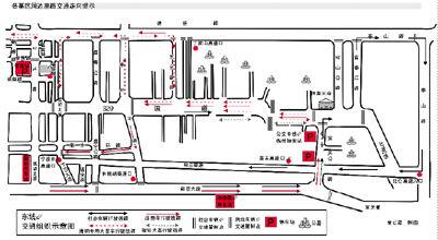 清明墓区周边道路将实行交通管制三天