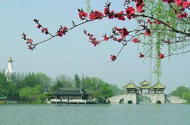 烟花三月不只下扬州适合春旅的八大城市