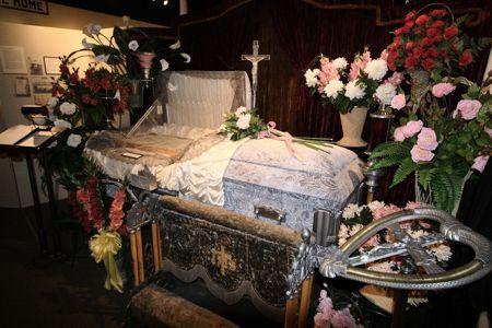 美国加利福尼亚州洛杉矶的死亡博物馆