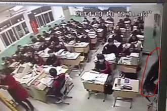 温州平阳高三学生跳楼身亡,称学校伤害他太深
